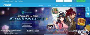 Cara Daftar Judi Bola Fun88 Indonesia