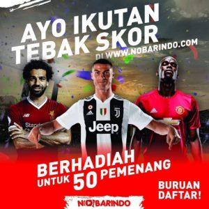 Nobarindo TV Bola Online Terbaik Di Indonesia