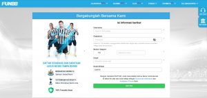 Registrasi Form Judi Bola Fun88 Indonesia